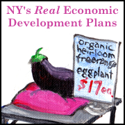 NY's Real Economic Development
