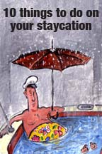 Staycation Column